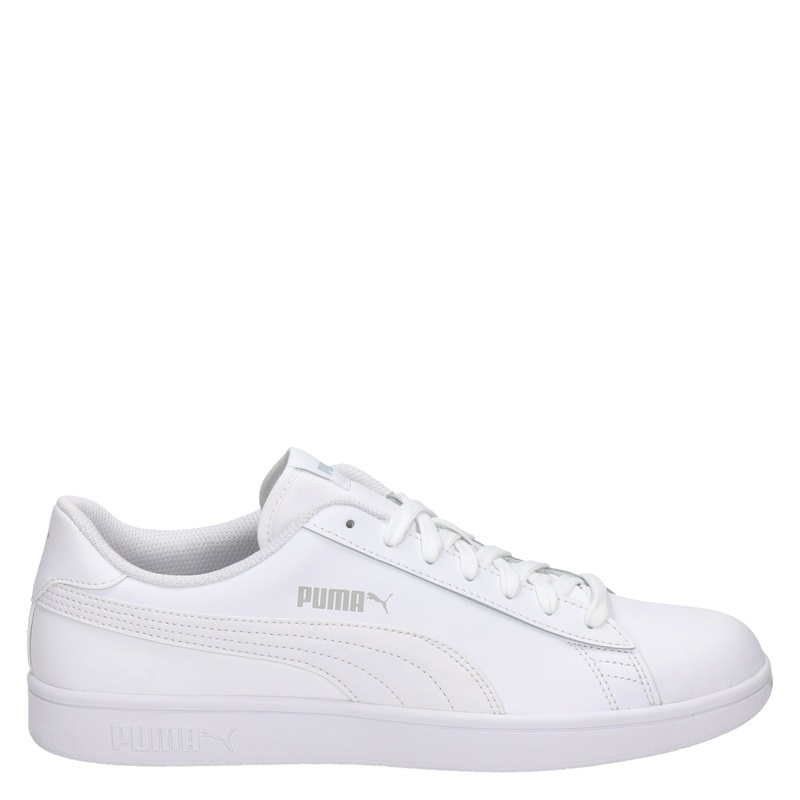Puma Smash V2 - Lage sneakers - Wit
