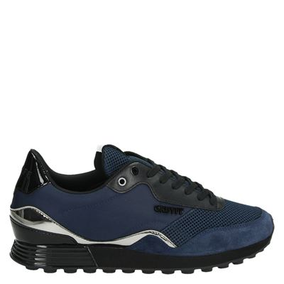 Cruyff heren sneakers blauw