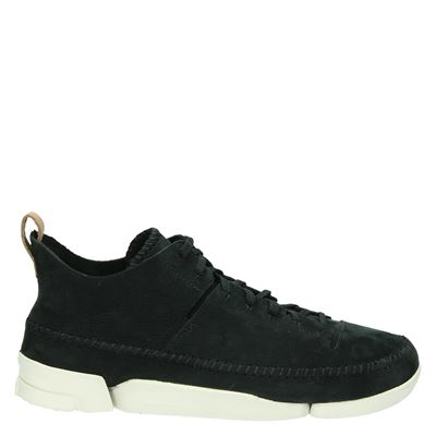 Clarks Originals heren sneakers zwart