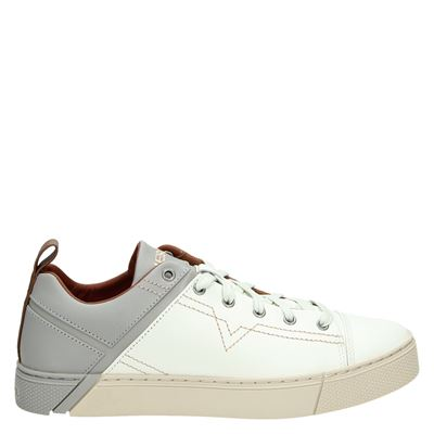 Diesel heren sneakers wit