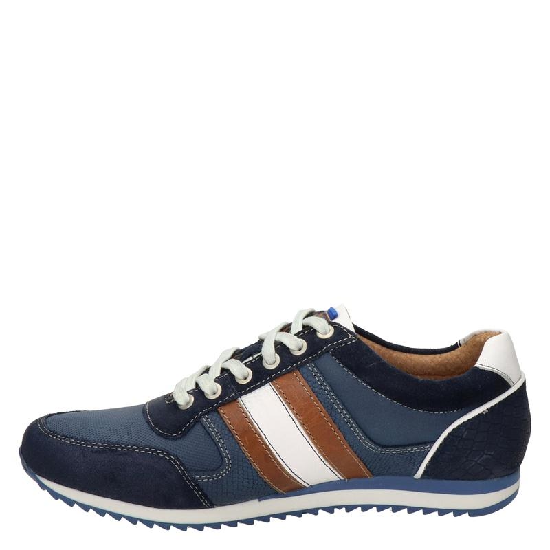 Australian Cornwell - Lage sneakers - Blauw