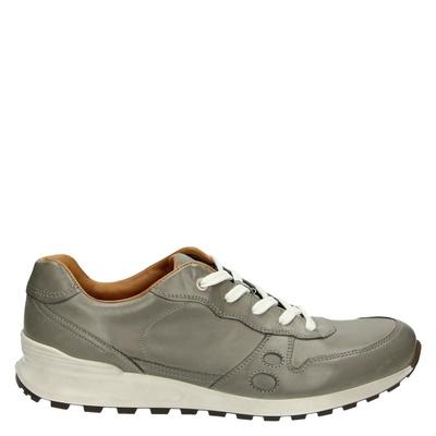 Ecco heren sneakers grijs