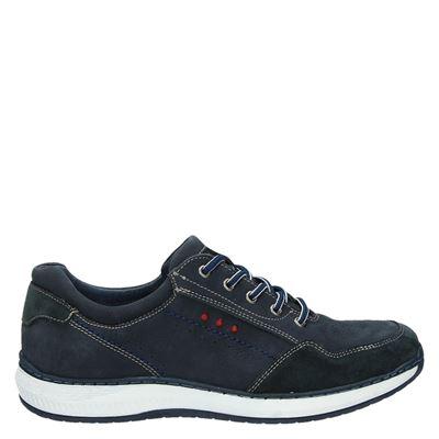Nelson heren sneakers blauw