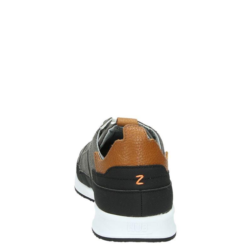 Hub - Hoge sneakers - Grijs