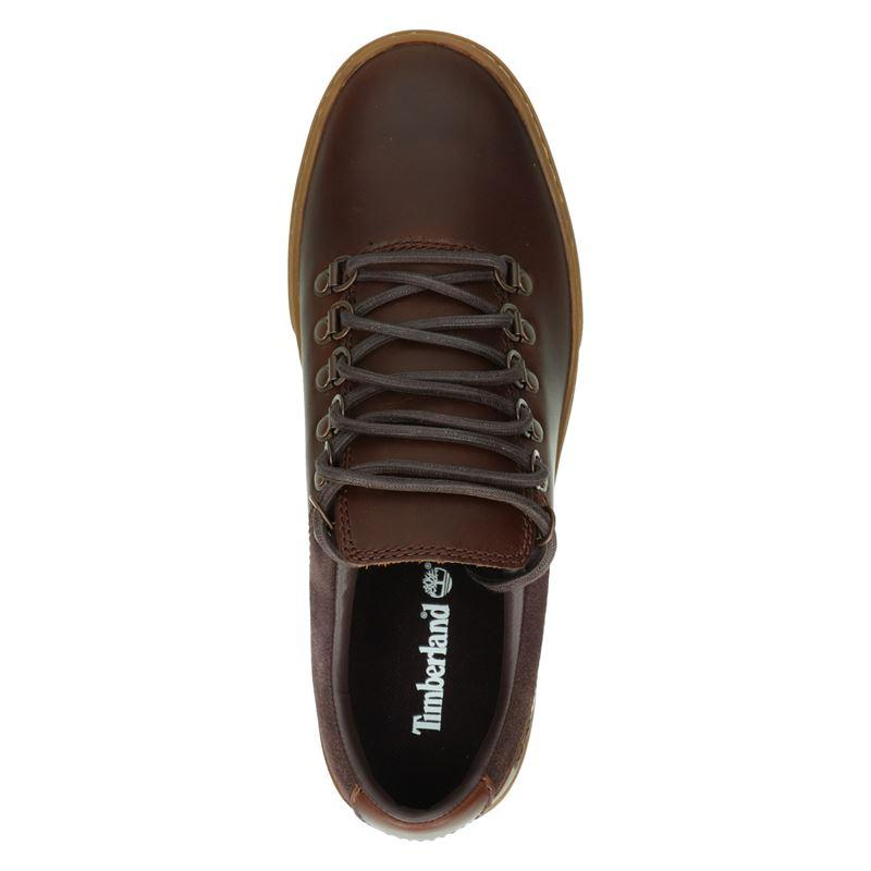 Timberland Adventure 2.0 Alpine heren sneaker - Lage sneakers - Cognac