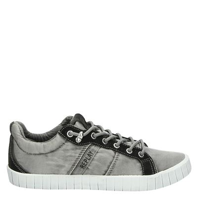 Replay heren sneakers grijs