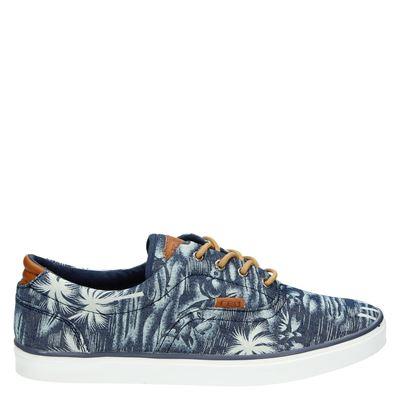 Emilio Luca x Red heren sneakers blauw