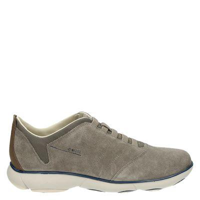 Geox heren sneakers taupe