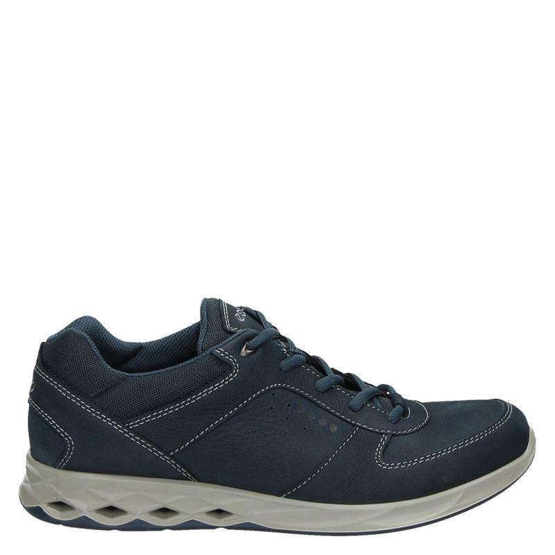 Ecco Wayfly - Lage sneakers - Blauw