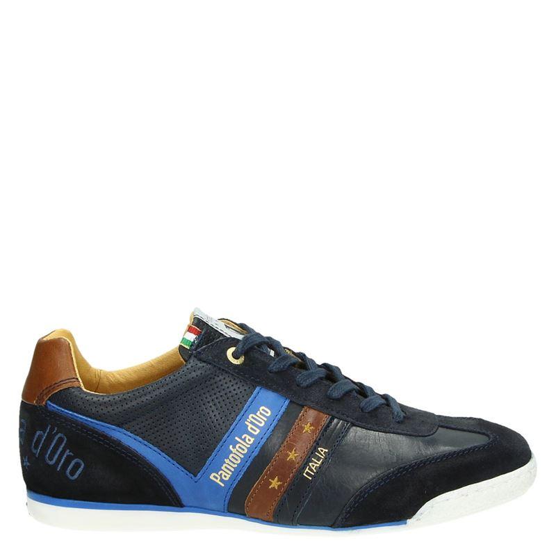 Pantofola D'oro Baskets Basses Bleu TB4U7M