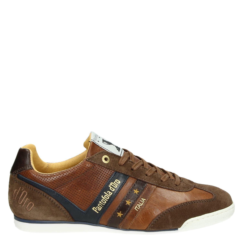 Pantofola D'oro Cognac Baskets Lage O9E3Mc7a