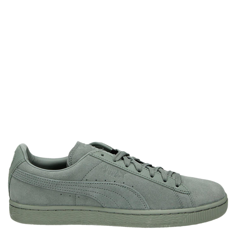 Puma Chaussures De Sport Mens Vert 1ZwzdrCZc