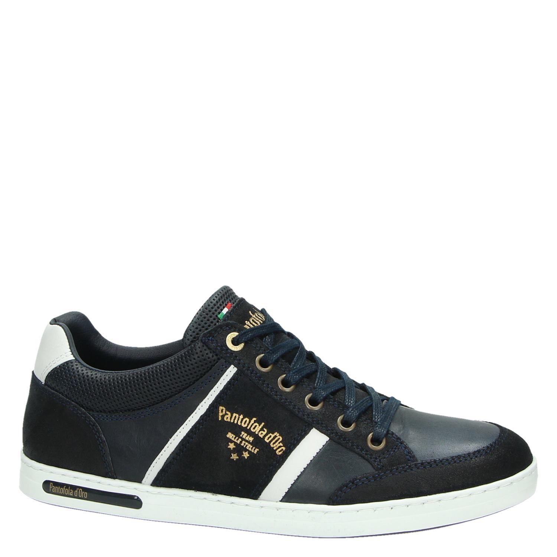 Pantofola d'Oro herensneaker blauw