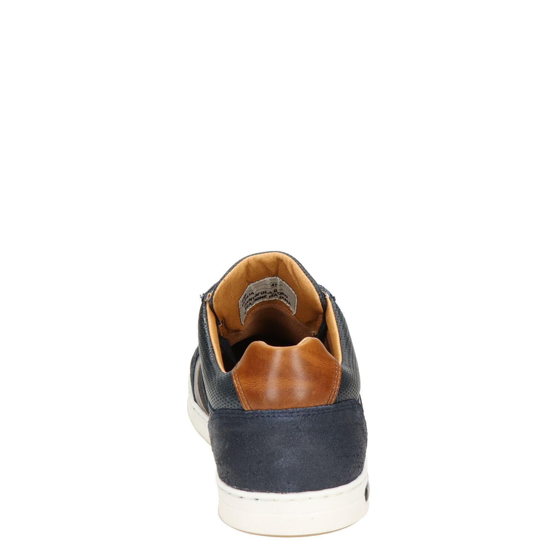 Pantofola d'Oro Mondovi - Lage sneakers voor heren - Blauw yTOAfJt
