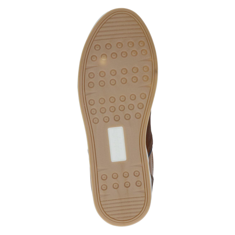 Pantofola d'Oro Mondovi - Lage sneakers voor heren - Cognac Vl5O7BL