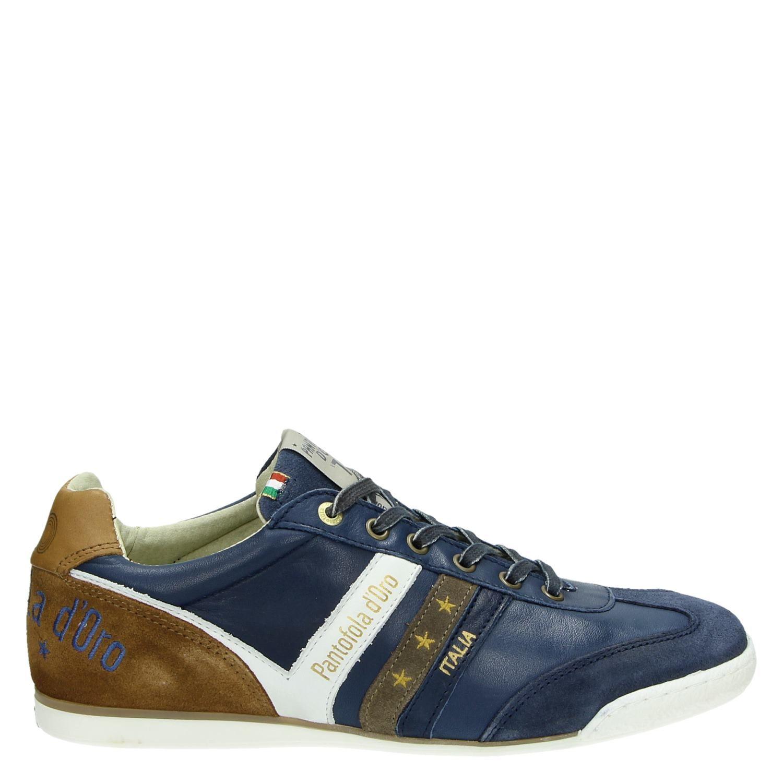 Pantofola D'oro Loreto Baskets Basses Bleu YTfHkWb4