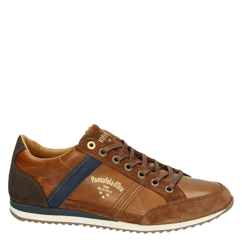 Pantofola d'Oro herensneaker bruin