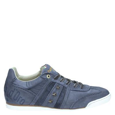 Pantofola d'Oro heren sneakers blauw