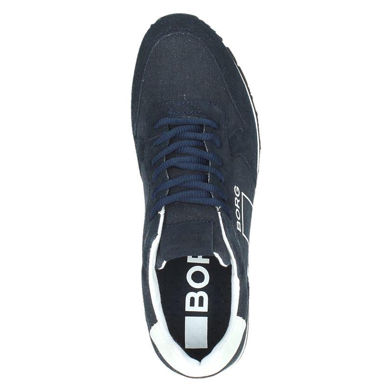 Bjorn Borg - Hoge sneakers - Blauw