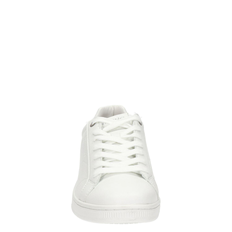 Bjorn Borg - Lage sneakers voor heren - Wit awsEvg8