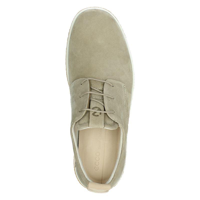 Ecco Crepetray - Lage sneakers - Beige