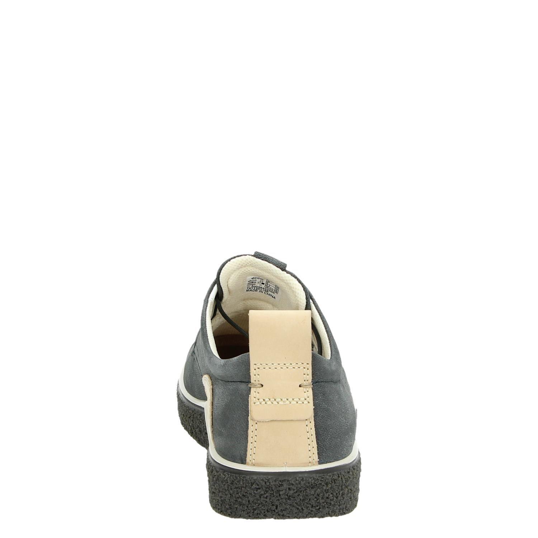 Ecco Crepetray - Lage sneakers voor heren - Grijs g6g5jBv