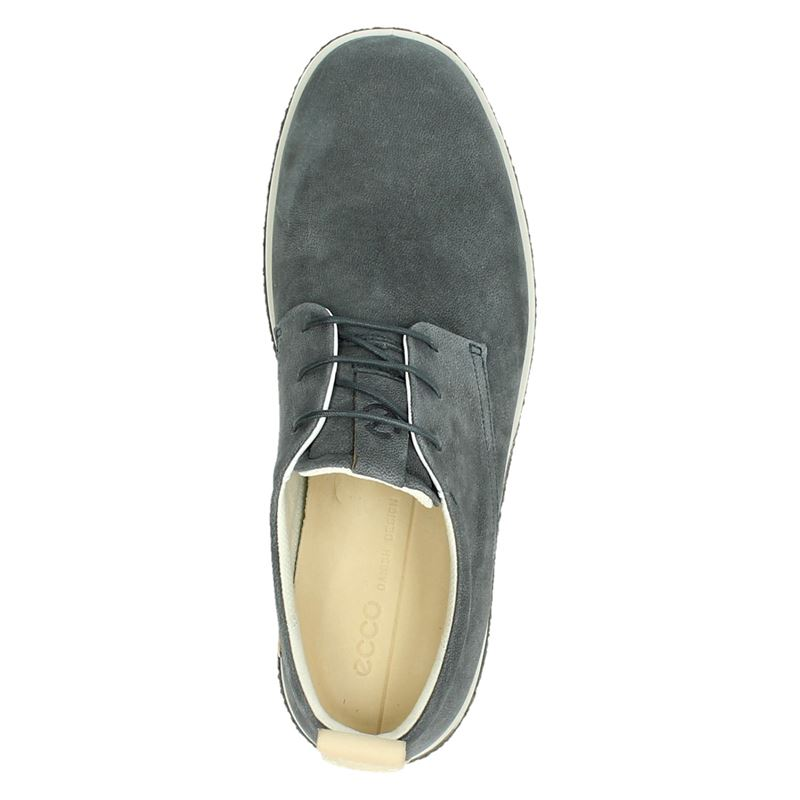 Ecco Crepetray - Lage sneakers - Grijs
