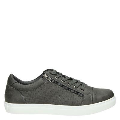 eve + adam heren sneakers grijs