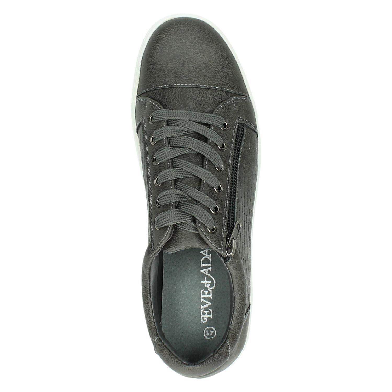 Veille + Adam Chaussures Bas Gris qdlOB