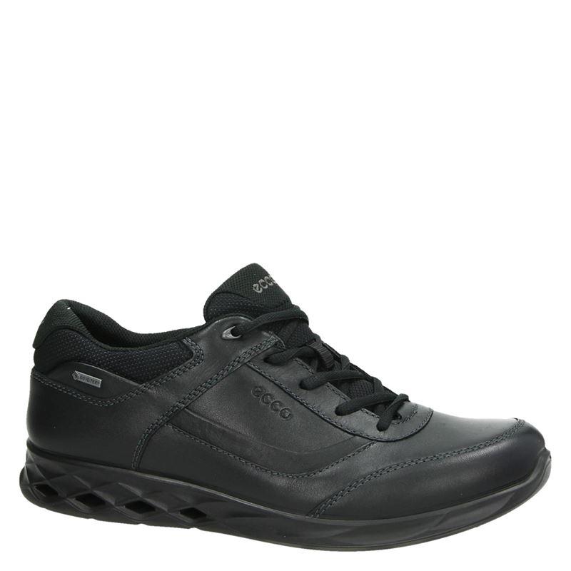 Ecco Wayfly - Lage sneakers - Zwart
