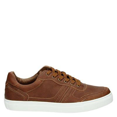 eve + adam heren sneakers bruin