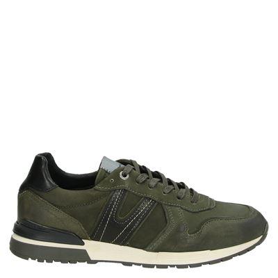 Van Lier heren sneakers groen