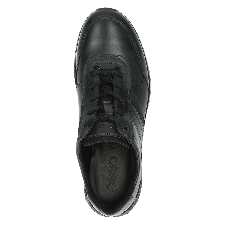 Ecco Irving - Lage sneakers voor heren - Zwart jh4Wdvp
