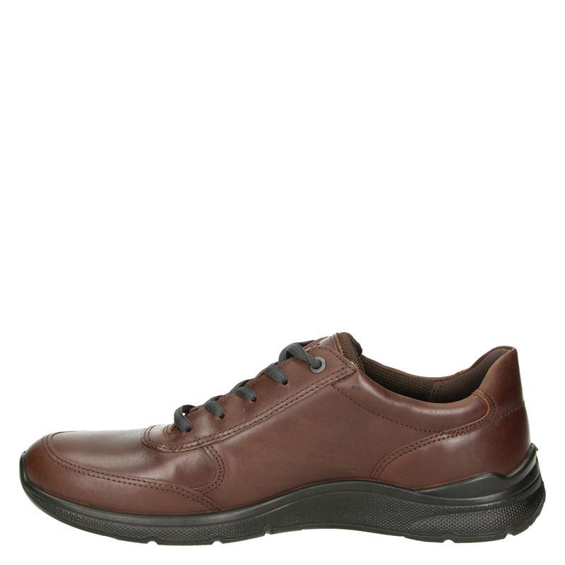 Ecco Irving - Lage sneakers - Bruin