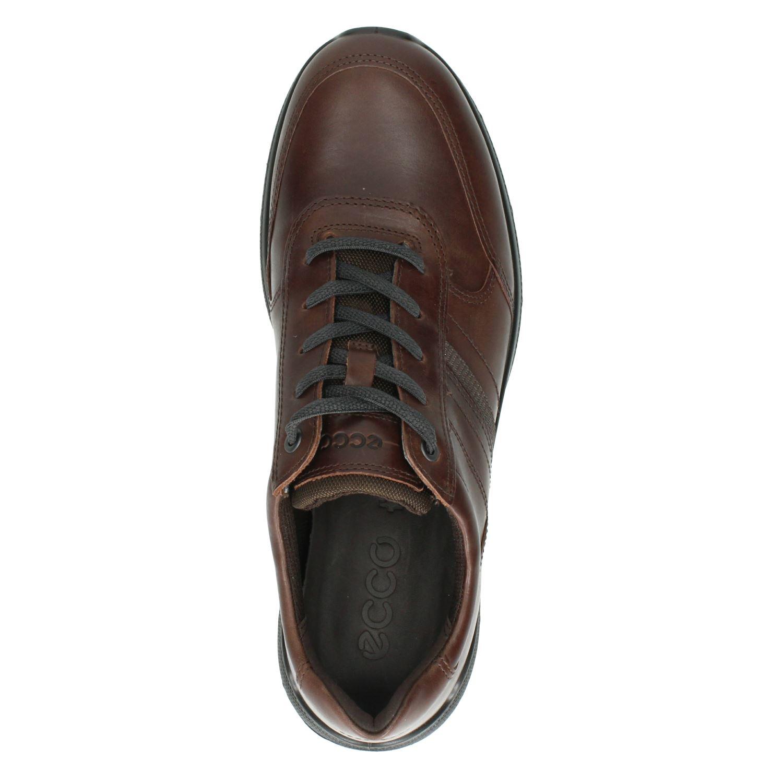 Ecco Irving - Lage sneakers voor heren - Bruin Fzmj5nH