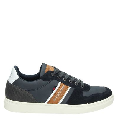Mc Gregor heren sneakers blauw