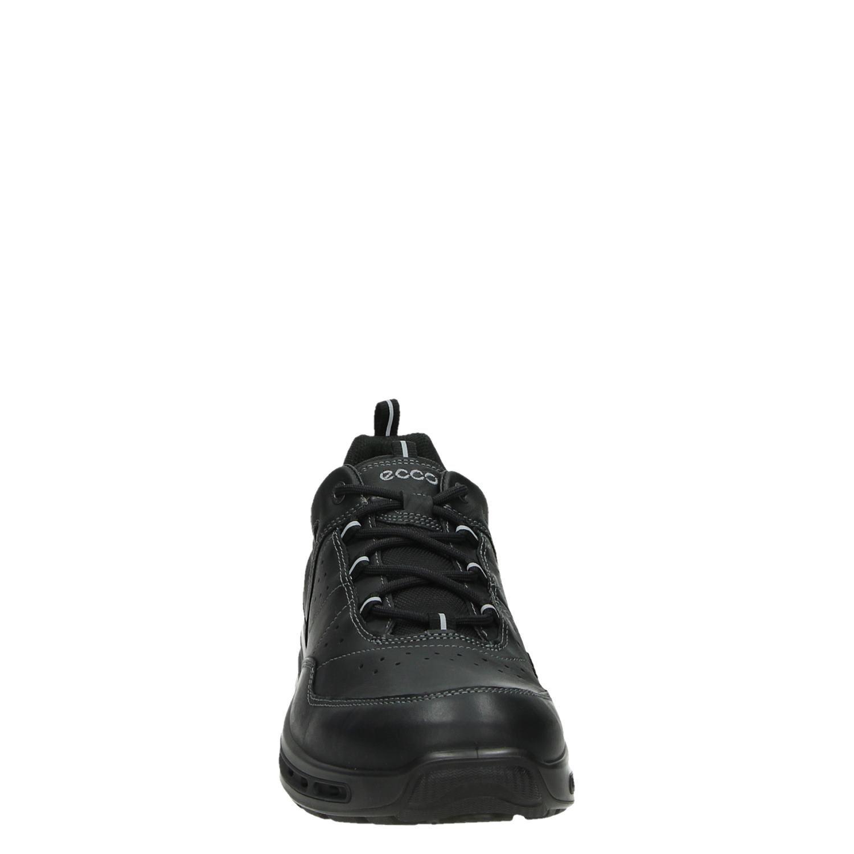 Ecco Cool Walk - Veterschoenen voor heren - Zwart IZAAzYA