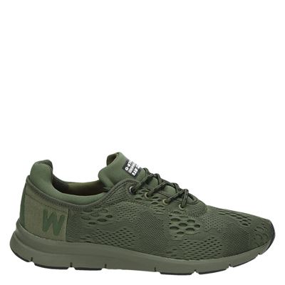 G-Star Raw heren sneakers groen