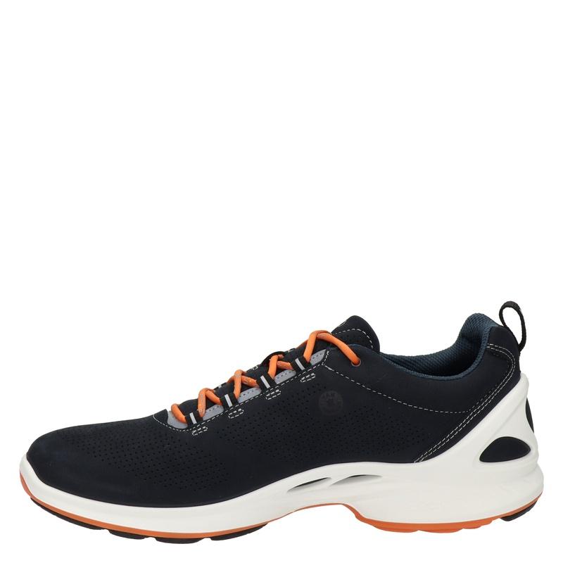 Ecco Biom fjuel - Lage sneakers - Blauw