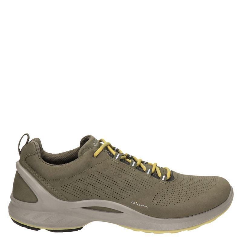 Ecco Biom fjuel - Lage sneakers - Groen