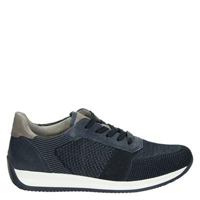 Ara heren sneakers blauw
