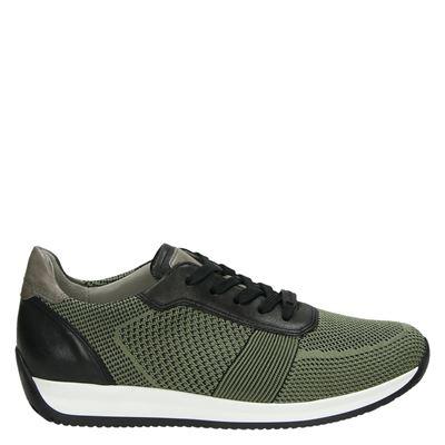 Ara heren sneakers groen