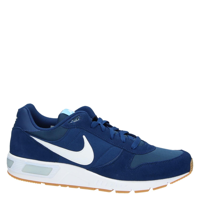Nike Nightgazer herensneaker blauw