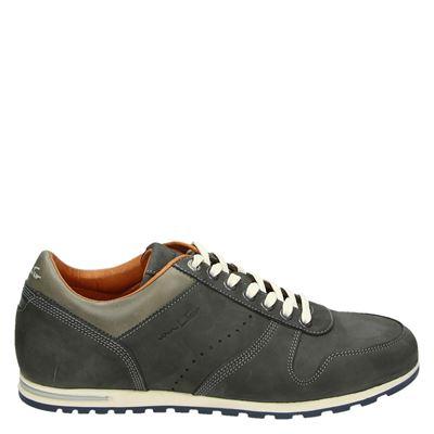 Van Lier heren sneakers grijs