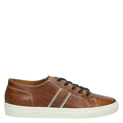 Mc Gregor heren sneakers cognac