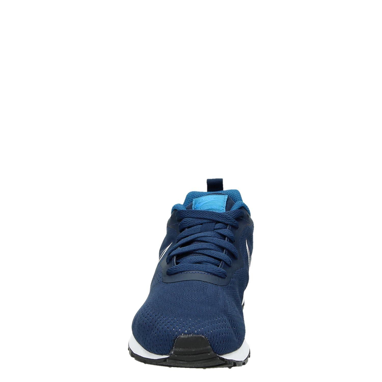 Nike Md Runner 2 Bd Baskets Basses Bleu CAFYofprmM