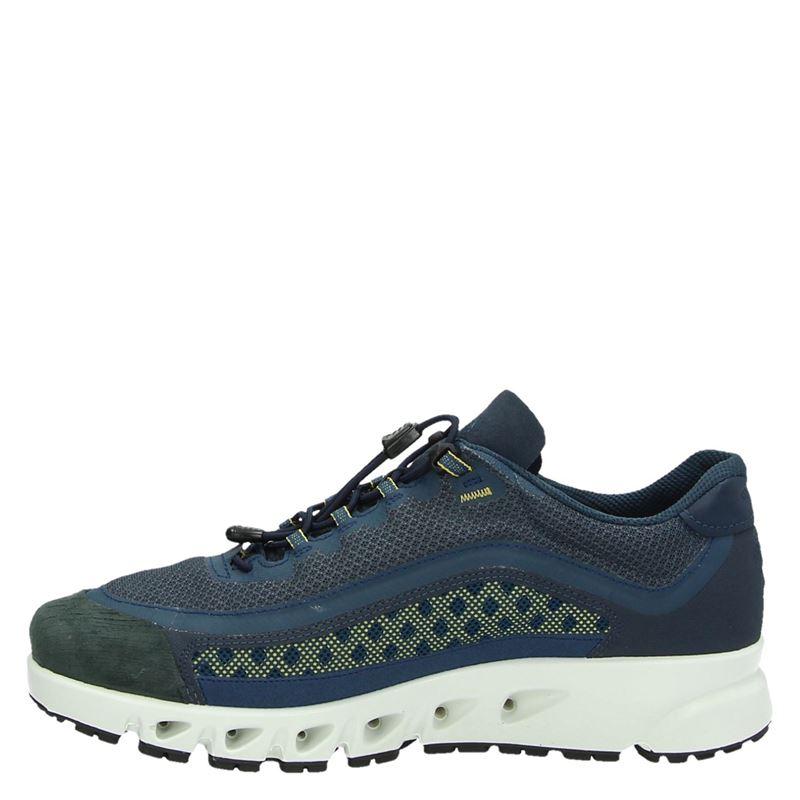 Ecco Omni-Vent - Lage sneakers - Blauw