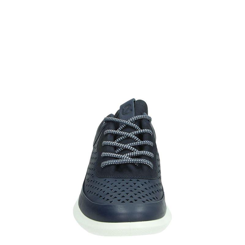 Ecco Scinapse - Lage sneakers - Blauw