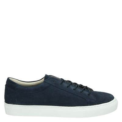 Jack & Jones heren veterschoenen blauw