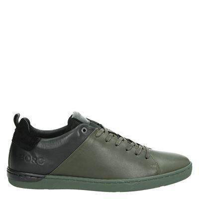 Bjorn Borg heren sneakers groen